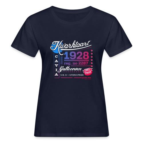 Kwarktaart - Vrouwen Bio-T-shirt