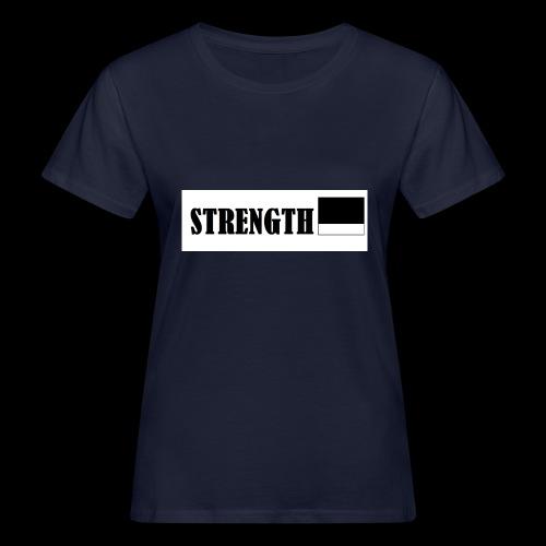STRENGTH - Naisten luonnonmukainen t-paita