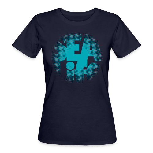 Sealife surfing tees, clothes and gifts FP24R01A - Naisten luonnonmukainen t-paita