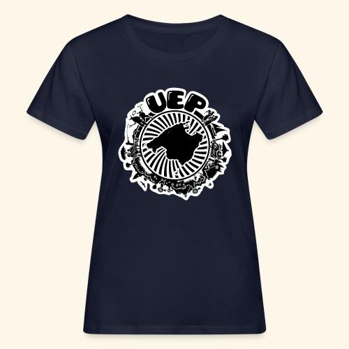 UEP white background - Women's Organic T-Shirt