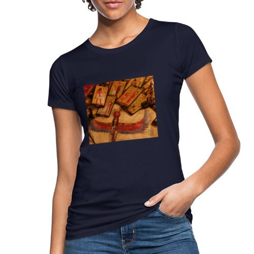 Tarocchi egizi - T-shirt ecologica da donna