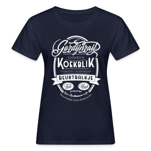 Koekblik - Vrouwen Bio-T-shirt
