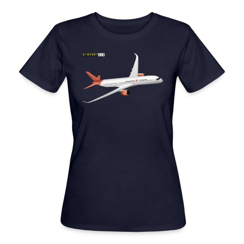Apoapsis Airlines - Women's Organic T-Shirt
