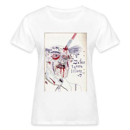 Jag vill tacka livet - Ekologisk T-shirt dam