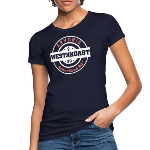Arvorig WestKKoast - T-shirt bio Femme