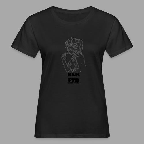 BLK FTR N°6 - T-shirt ecologica da donna