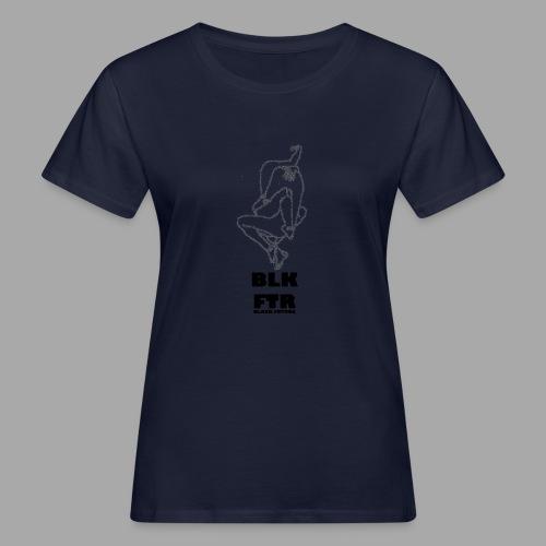 BLK FTR N°7 - T-shirt ecologica da donna