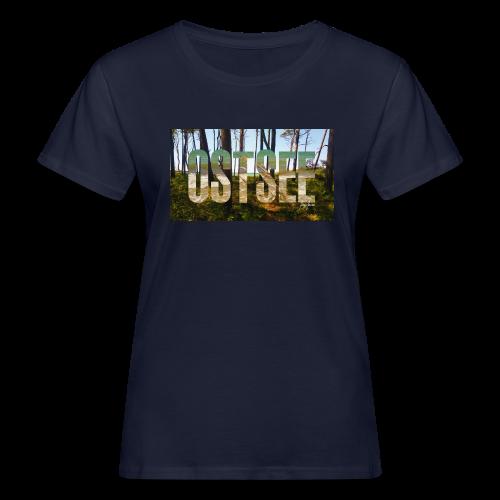 Ostsee - Frauen Bio-T-Shirt