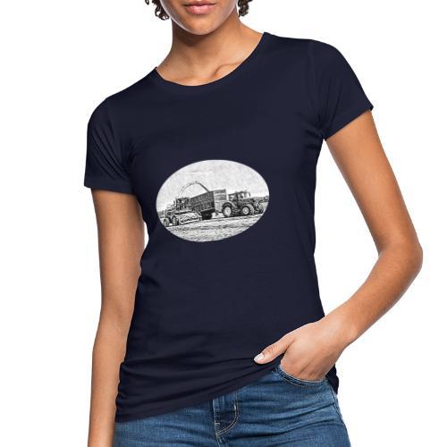Sillageernte - Frauen Bio-T-Shirt