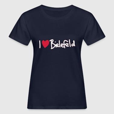 J'adore Bielefeld - T-shirt bio Femme
