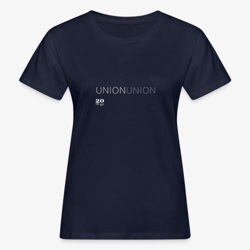 union - Camiseta ecológica mujer