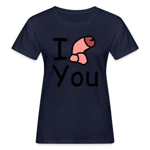I dong you pin - Women's Organic T-Shirt