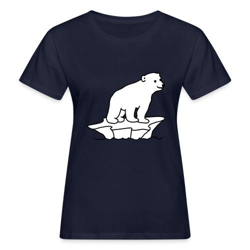 Eisbaer - Frauen Bio-T-Shirt