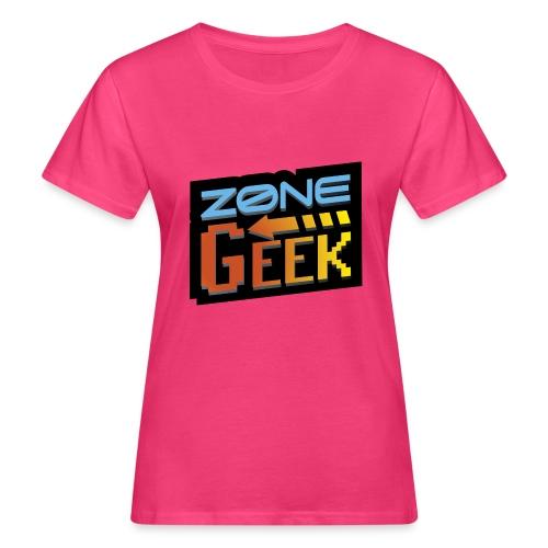 NEW Logo T-Shirt Femme - T-shirt bio Femme