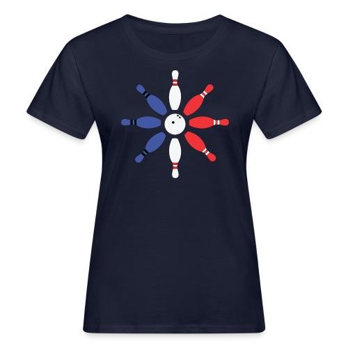 Roue de Quilles - T-shirt bio Femme
