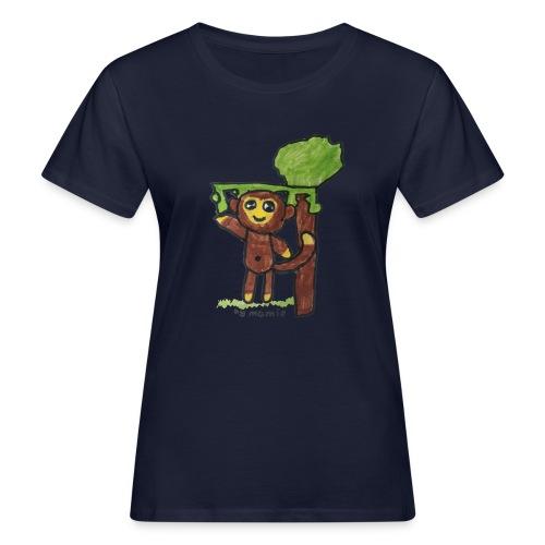 monkeywhite - Women's Organic T-Shirt