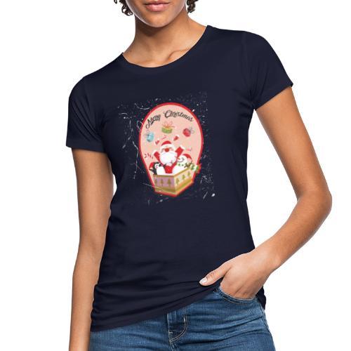 Merry Chrismas1 - T-shirt bio Femme
