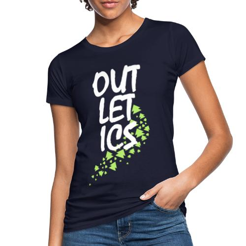 outletics girlie - Frauen Bio-T-Shirt