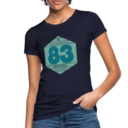 Vignette automobile 1983 - T-shirt bio Femme