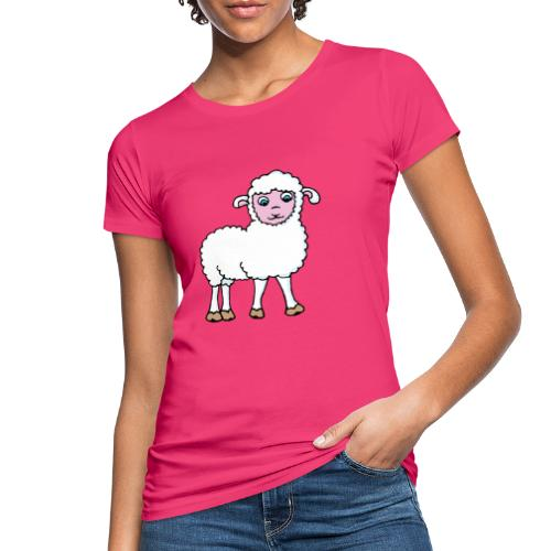 Minos le petit agneau - T-shirt bio Femme