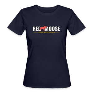 Red Moose logo - Ekologisk T-shirt dam