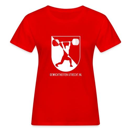 Modern Logo - Vrouwen Bio-T-shirt