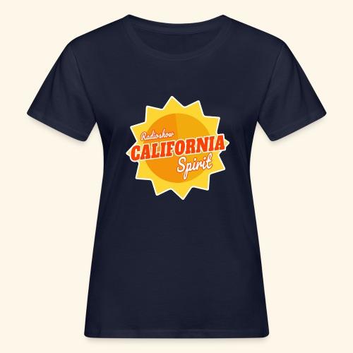 California Spirit Radioshow - T-shirt bio Femme