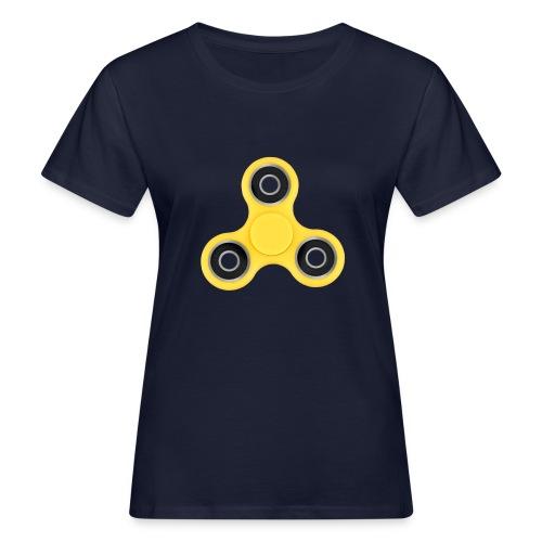 Hand Spinner - T-shirt bio Femme