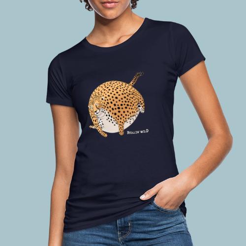 Rollin'Wild - Cheetah - Women's Organic T-Shirt