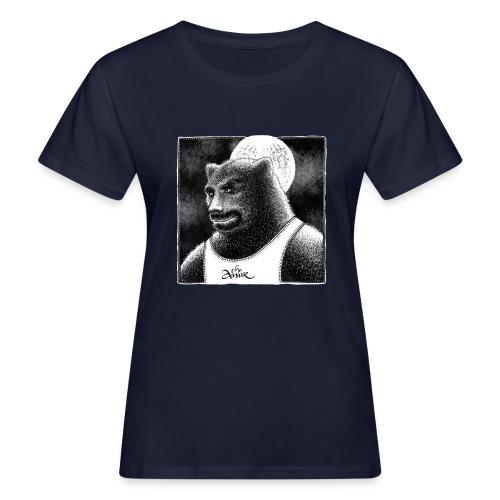 arctanthropos - T-shirt ecologica da donna