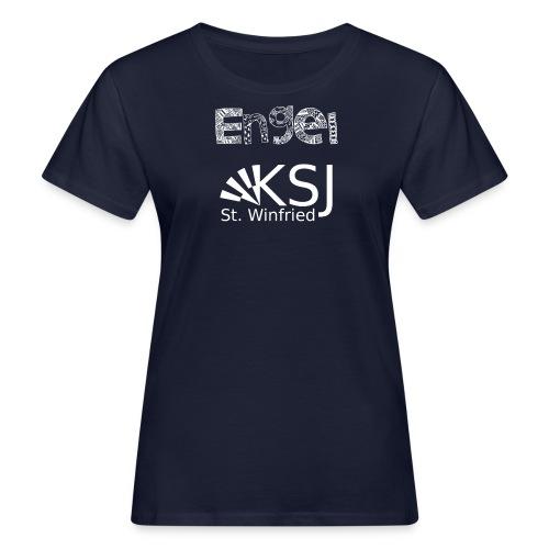 Engel png - Frauen Bio-T-Shirt