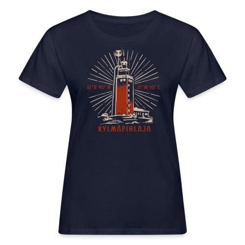 KYLMÄPIHJALAN MAJAKKA tekstiilit ja lahjatuotteet. - Naisten luonnonmukainen t-paita