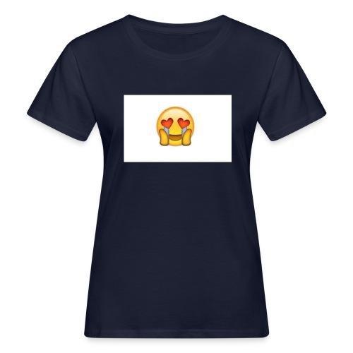 Emoij Hoesje - Vrouwen Bio-T-shirt