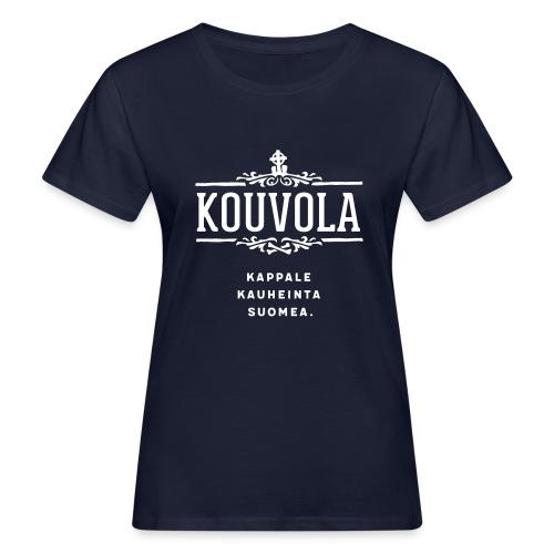Kouvola - Kappale kauheinta Suomea. - Naisten luonnonmukainen t-paita