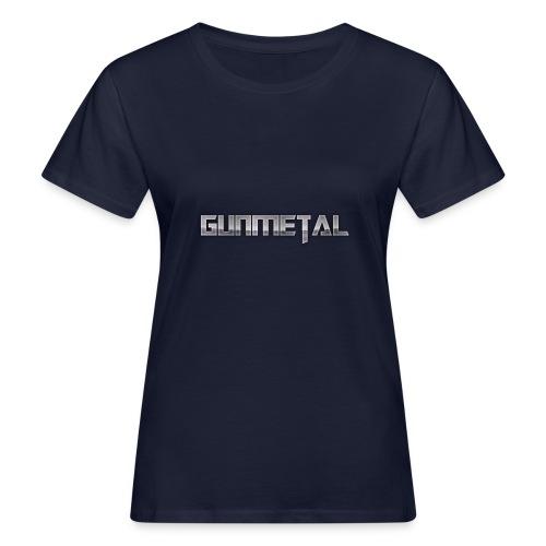 Gunmetal - Women's Organic T-Shirt