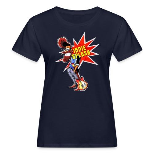 Indie Splash - Frauen Bio-T-Shirt