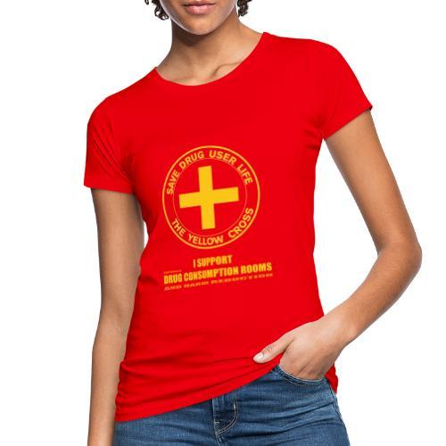 DCRs Save Lives - T-shirt bio Femme