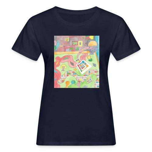 Hope - T-shirt bio Femme