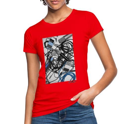 Jumio Print - Naisten luonnonmukainen t-paita