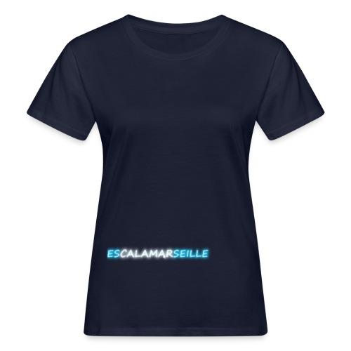 EscalaMarseille - T-shirt bio Femme