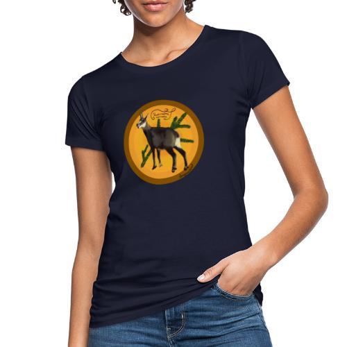 Die Gemse - Frauen Bio-T-Shirt