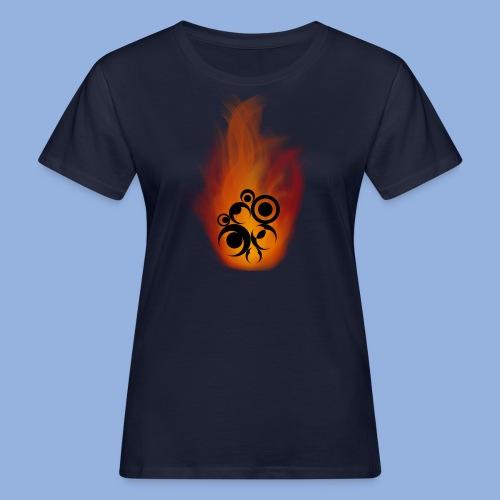 Should I stay or should I go Fire - T-shirt bio Femme