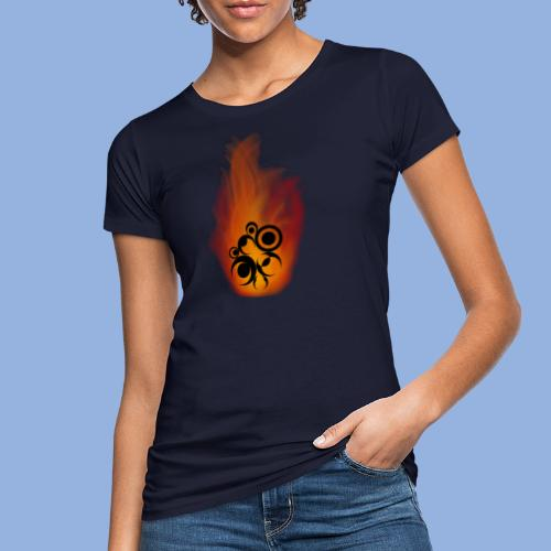 Should I stay or should I go Fire - T-shirt bio Femme