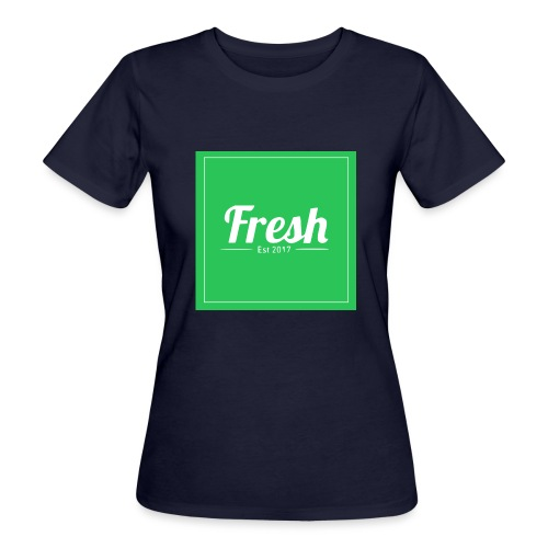 Green square - Women's Organic T-Shirt