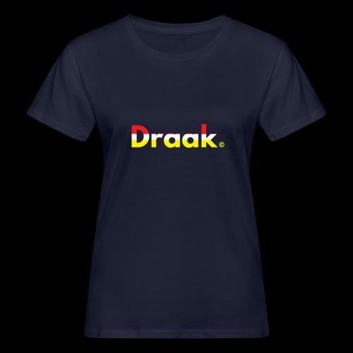 Draak Transparant Design - Vrouwen Bio-T-shirt