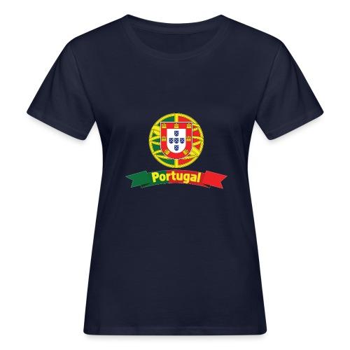 Portugal Campeão Europeu Camisolas de Futebol - Women's Organic T-Shirt