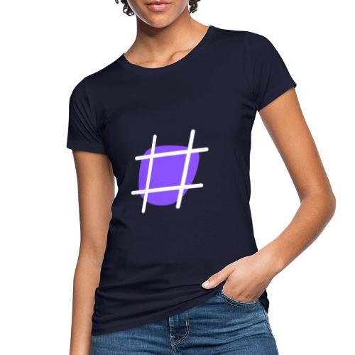 Cool Hashtag - Frauen Bio-T-Shirt
