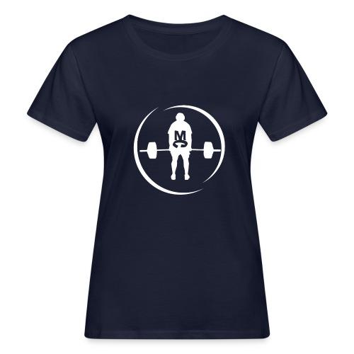 StrongMike White - Ekologisk T-shirt dam