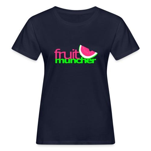 FRUIT MUNCHER - Frauen Bio-T-Shirt