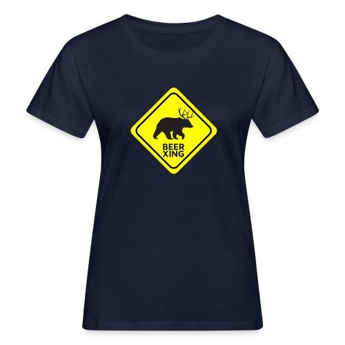 Macs Bear - T-shirt ecologica da donna